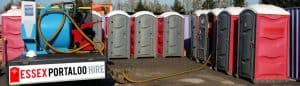 Low cost portaloo cleaning essex